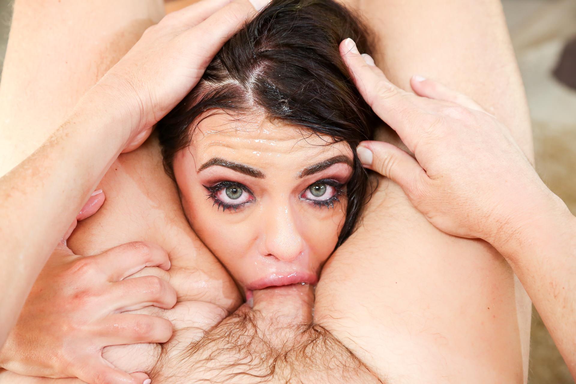 Adriana chechik deepthroat