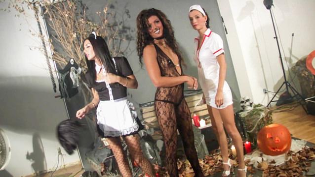Best Porn's Halloween Bloopers