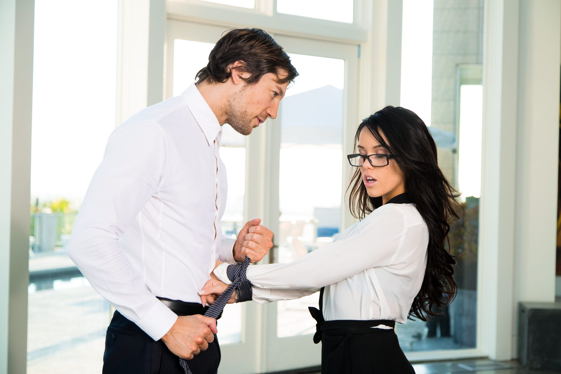 EroticaX – Role Playing- Boss/Secretary – Megan Rain
