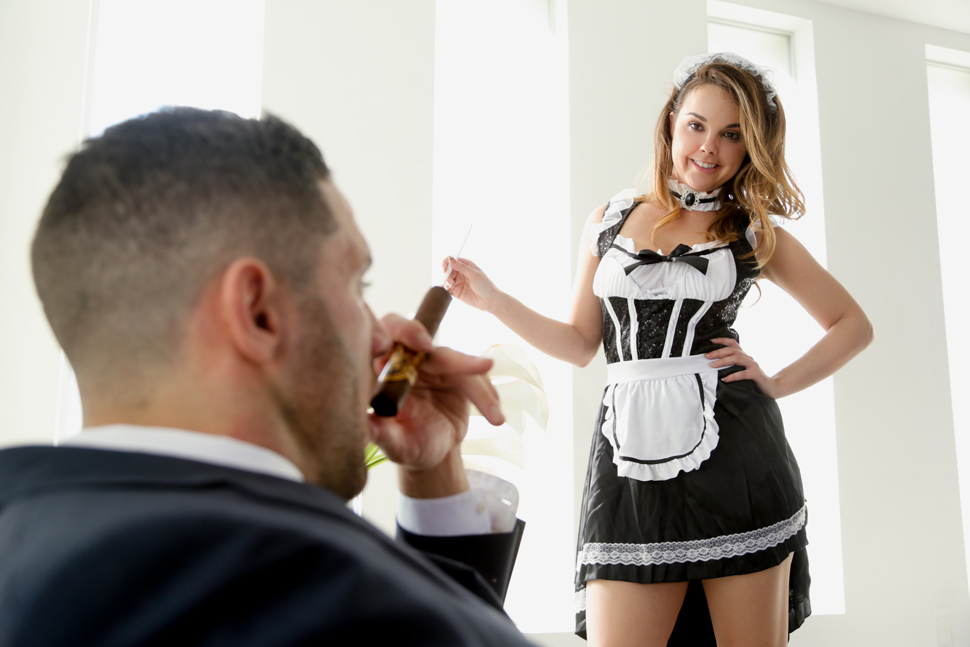 EroticaX – Role Playing – The Maid – Dillion Harper