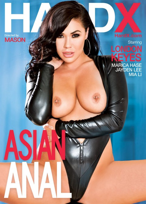 Asian Anal Dvd Cover