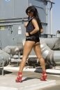 Rooftop Photoshoot With Sunny Leone picture 17