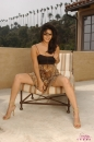Sunny Leone Balcony Tease picture 3
