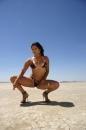 Black Bikini Desert picture 4