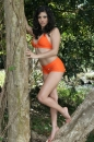 Orange Outfit Outside picture 6