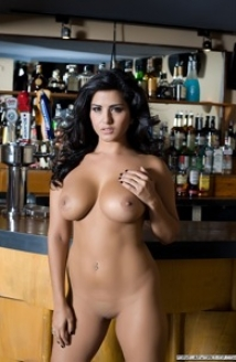 Stripping At A Bar Picture