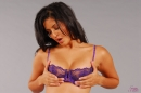 Purple Lingerie Tease picture 20