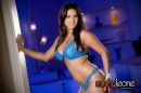 Blue Lingerie In Blue Room picture 4