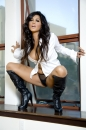White Top Black Boots picture 17